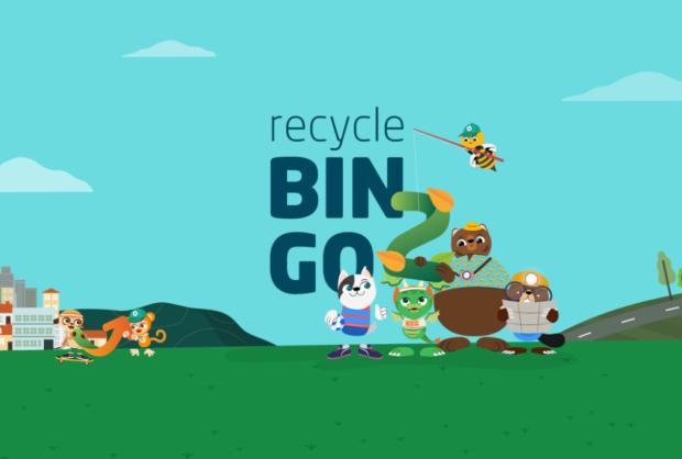 Jogo Recycle BinGo